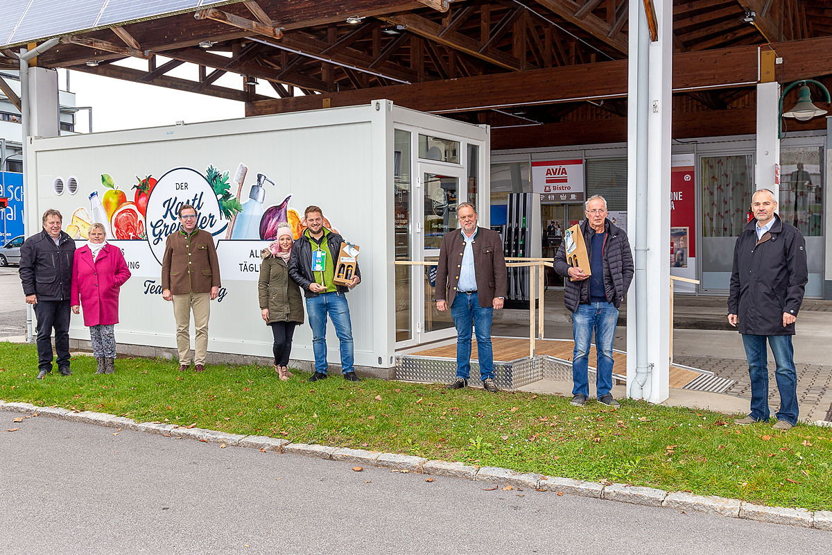 "Neu in Feldkirchen: Der ""Kastl Greissler"" Mini-Shop"